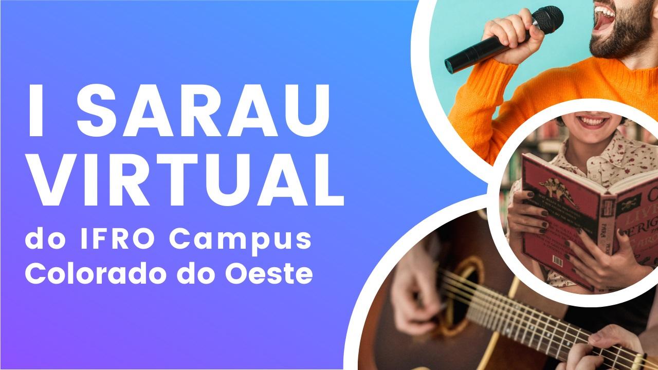 Sarau Virtual IFRO COL 2021