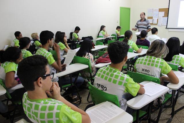 Resultado de imagem para IFRO Campus Porto Velho Zona Norte