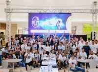 Campus_Cacoal_com_representantes_em_evento_no_Shopping_4