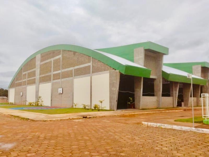 Complexo Poliesportivo